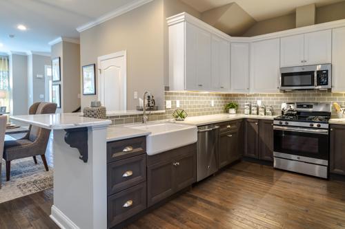 Kitchen-in-Bella-at-Siena Place-in-Philadelphia