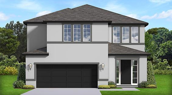 Exterior featured in the Rosa (Manor Series) By  Jumani Holdings in Orlando, FL