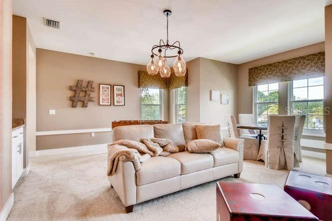 Living Area featured in the Catania (Executive Series) By  Jumani Holdings in Orlando, FL