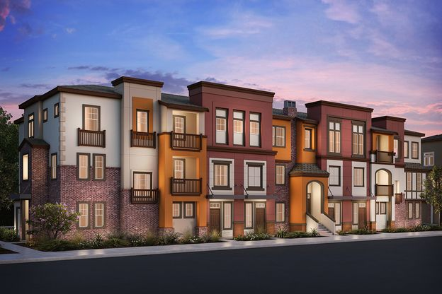 Apex at berryessa crossing in san jose ca new homes floor plans apex at berryessa crossing95131 fandeluxe Image collections