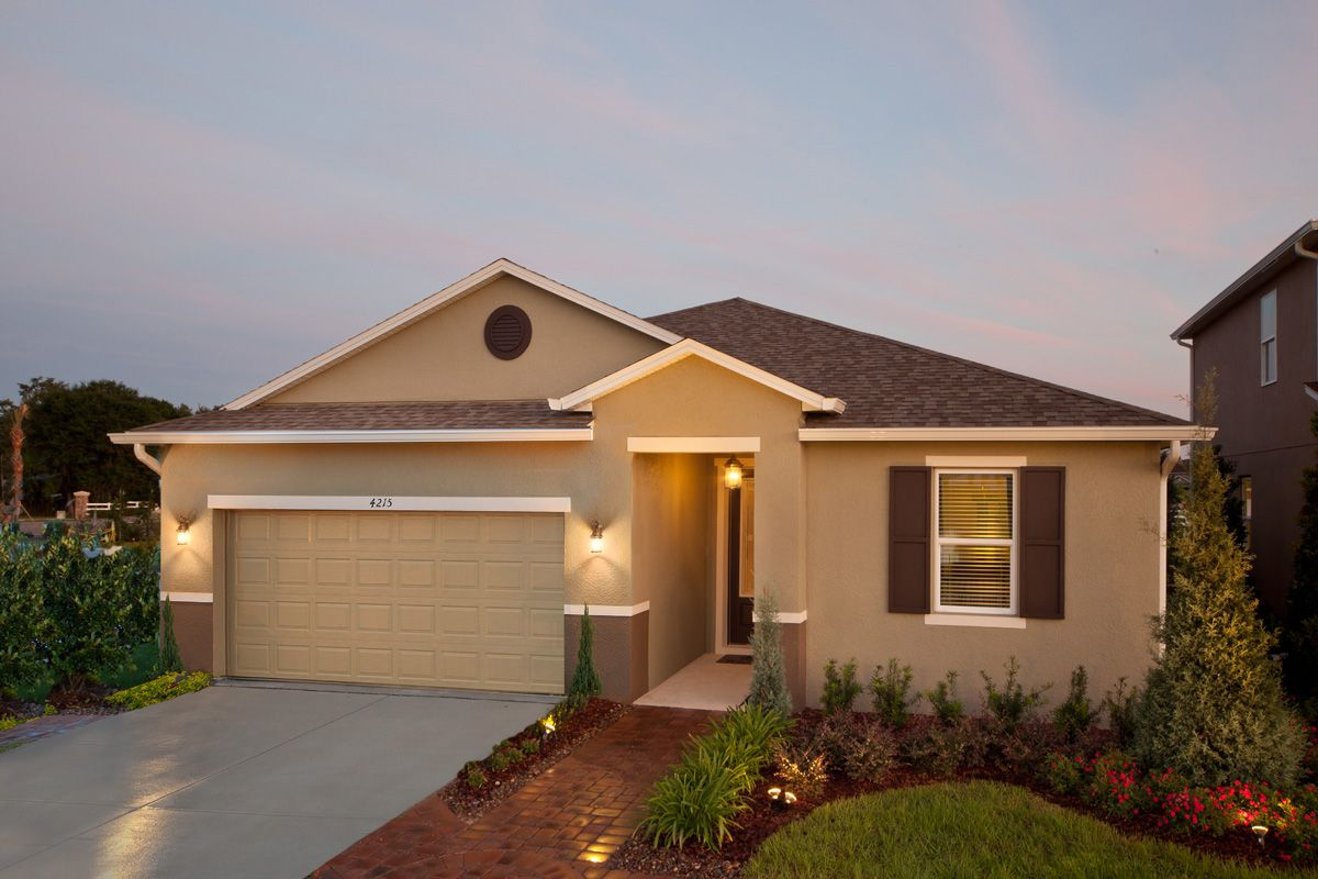 Kb Home Lakeland Winter Haven Fl Communities Homes For