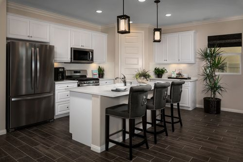 Kitchen-in-Residence Four Modeled-at-Caraway at Terramor-in-Corona