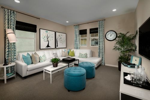 Greatroom-in-Residence Four Modeled-at-Caraway at Terramor-in-Corona