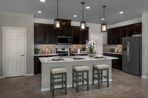 Kitchen-in-Residence Three Modeled-at-Caraway at Terramor-in-Corona