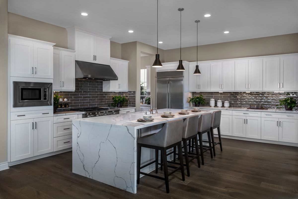 Kitchen-in-Residence Three-at-Highmark at Ironridge-in-Lake Forest