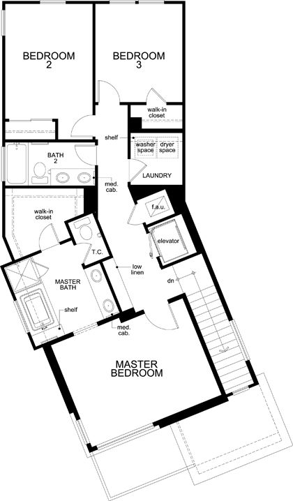 Residence Two Plan Chula Vista California 91915