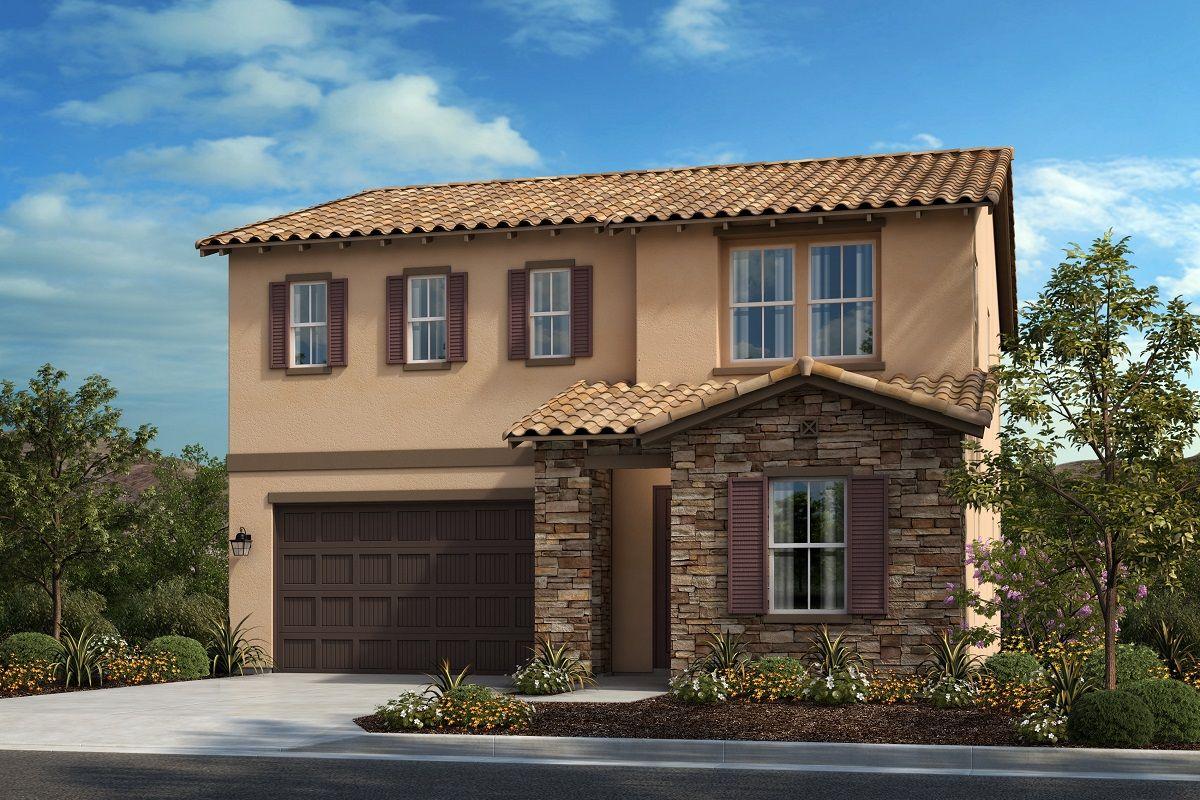 KB Home New Home Plans in Corona CA   NewHomeSource
