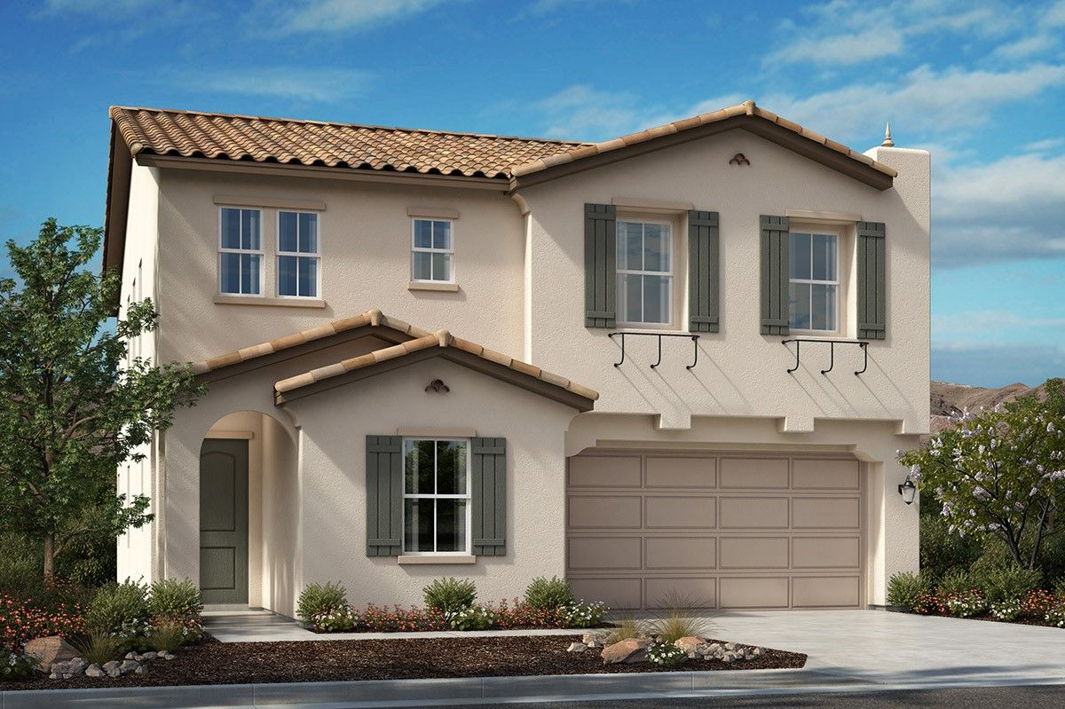 Residence Six Modeled Plan, Corona, California 92883