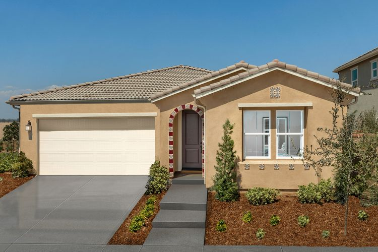 Exterior featured in the Residence 1771 Modeled By KB Home in Riverside-San Bernardino, CA