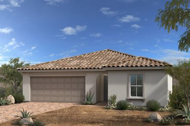 Plan 1389 - Desert Mesa: North Las Vegas, Nevada - KB Home