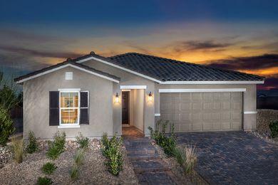 Plan 1775 Modeled - Desert Mesa: North Las Vegas, Nevada - KB Home