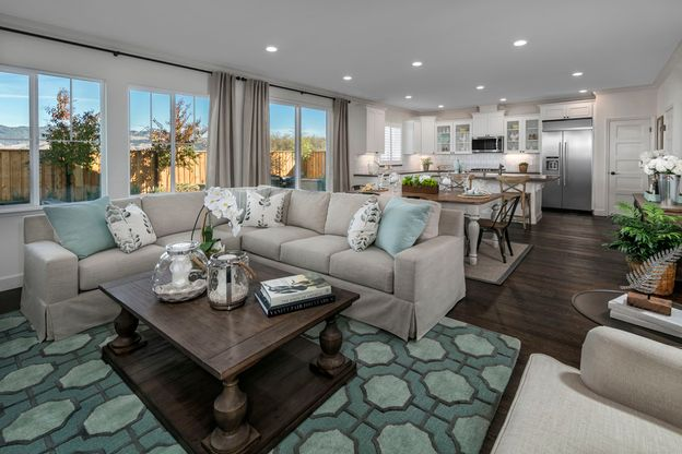 Cypress At University District In Rohnert Park Ca New Homes