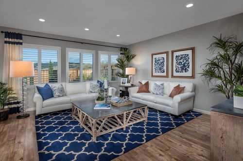 Greatroom-in-Plan 2 Modeled-at-Cypress at University District-in-Rohnert Park