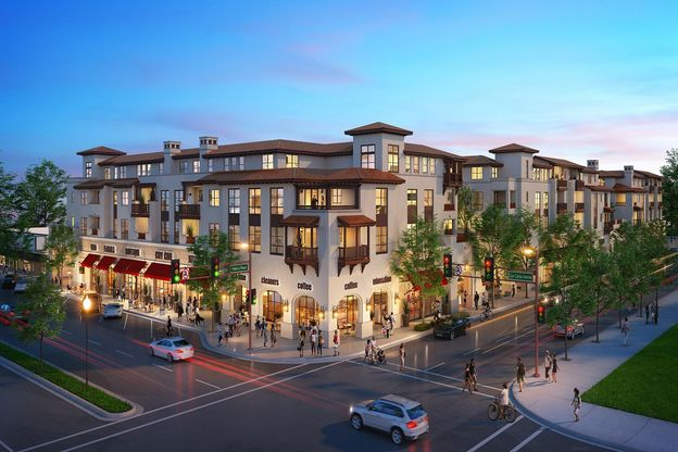 The Residences At Wheeler Plaza In San Carlos, CA, New