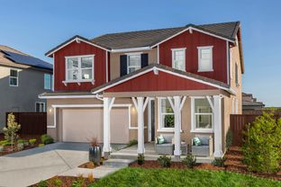 Plan 3061 Modeled - Bradford at Spring Lake: Woodland, California - KB Home