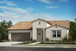 Plan 2152 - Live Oak at University District: Rohnert Park, California - KB Home
