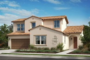 Plan 2702 - Live Oak at University District: Rohnert Park, California - KB Home