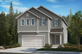 Plan 2751 - Little Soos Creek: Covington, Washington - KB Home