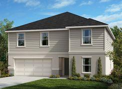 Plan 3016 - Meadows at Scott Lake Creek: Lakeland, Florida - KB Home
