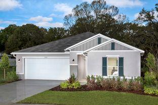 Plan 1541 - Meadows at Scott Lake Creek: Lakeland, Florida - KB Home