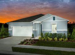 Plan 2168 - Meadows at Scott Lake Creek: Lakeland, Florida - KB Home