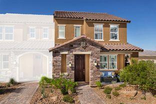 Plan 1809 End Unit Modeled - Groves at Inspirada: Henderson, Nevada - KB Home