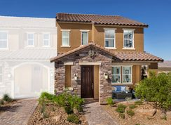 Plan 1736 Modeled - Groves at Inspirada: Henderson, Nevada - KB Home