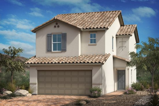 Kb Home New Plans In North Las Vegas Nv Newhomesource