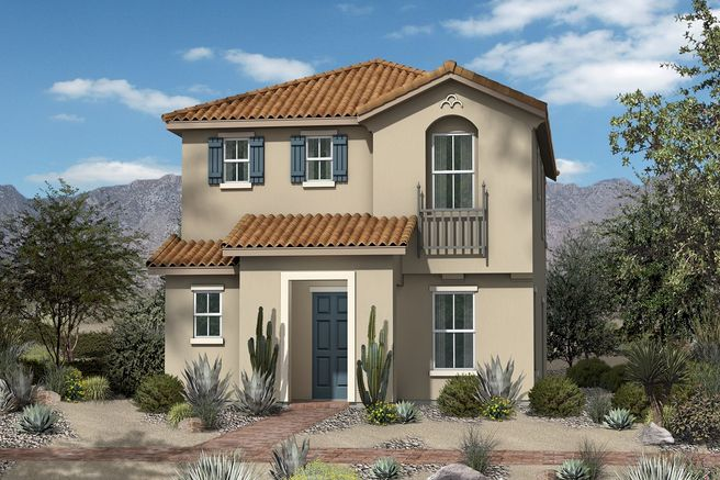 1123 Desert Dome Ave (Plan 1812 Modeled)