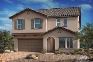 Plan 2679 - Reserves at Saddlebrook: North Las Vegas, Nevada - KB Home