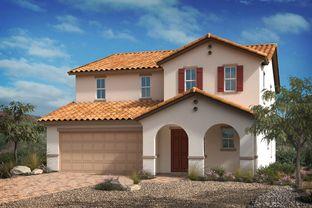 Plan 2993 - Reserves at Saddlebrook: North Las Vegas, Nevada - KB Home