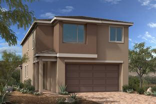 Plan 2070 - Bristle Vale at Summerlin - Collection I: Las Vegas, Nevada - KB Home