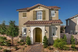 Plan 1558 Modeled - Gardens at Inspirada: Henderson, Nevada - KB Home