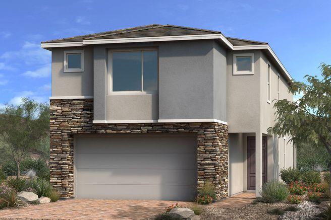 10694 Silver Pond Ave (Plan 2466 Modeled)