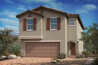Plan 2069 - Landings at Montecito: Las Vegas, Nevada - KB Home