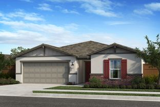 Plan 1384 - Fielding Cottages: Madera, California - KB Home