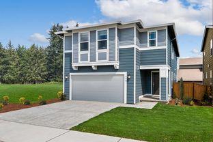 Plan 2328 - Stewart Crossing: Puyallup, Washington - KB Home