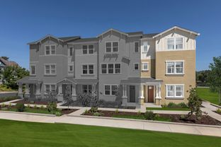 Plan 2032 Modeled - Atherton Place: Novato, California - KB Home