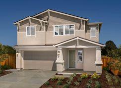 Plan 2012 Modeled - Ashbury: Oakley, California - KB Home