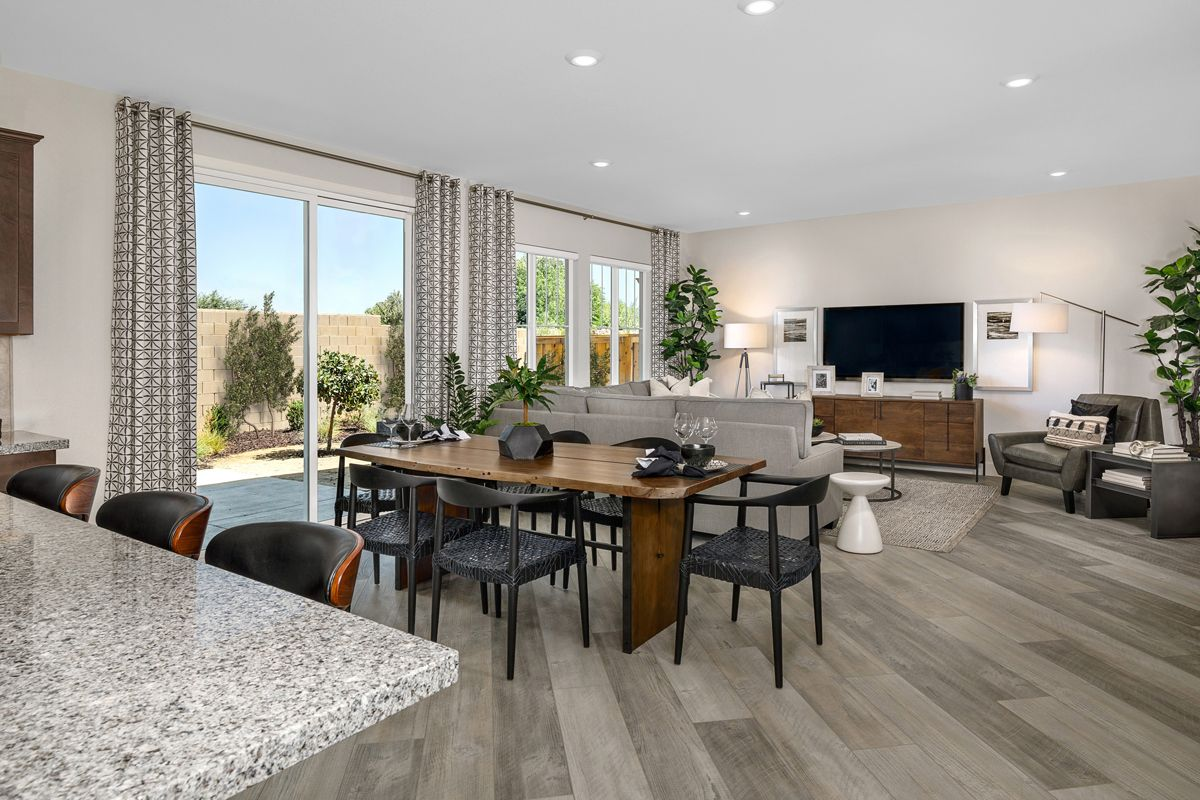 Living Area featured in the Plan 2012 By KB Home in Oakland-Alameda, CA