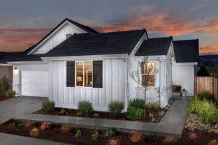 Plan 1936 Modeled - Live Oak at University District: Rohnert Park, California - KB Home