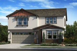 Plan 2319 - Copperleaf at Homestead: Dixon, California - KB Home