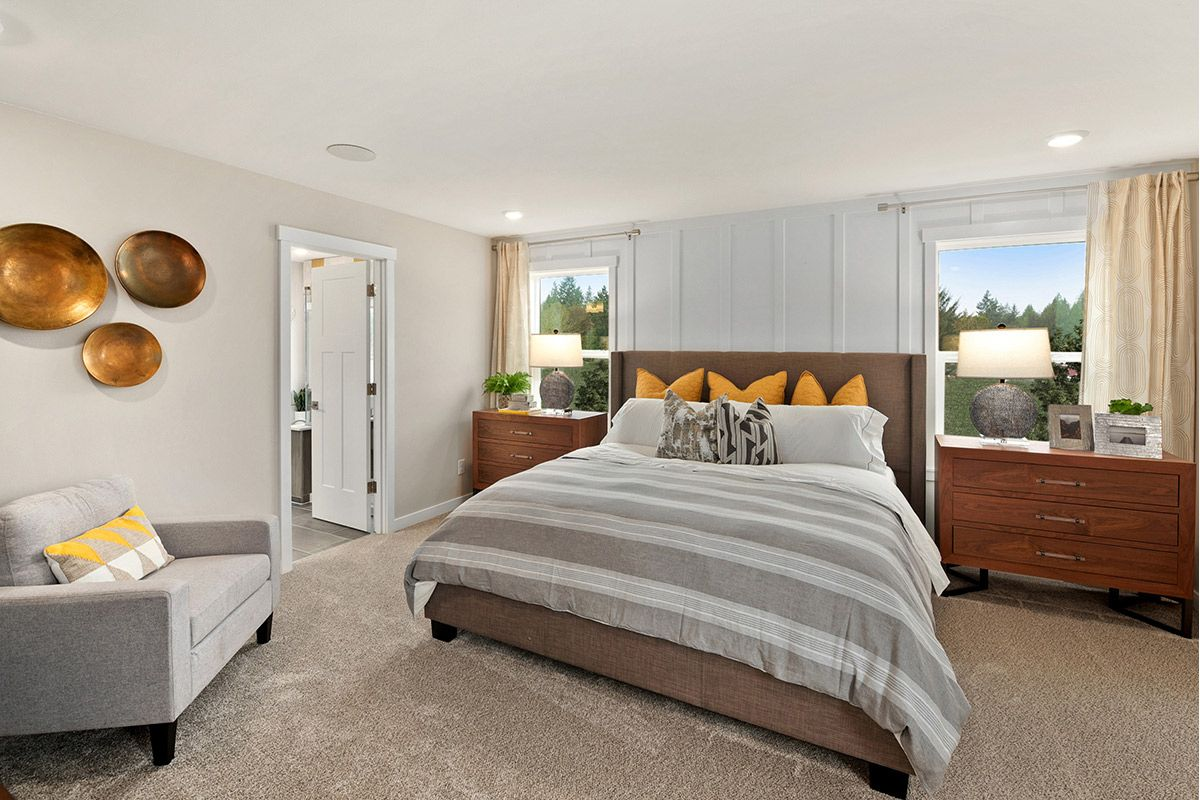 Bedroom featured in the Plan 2065 By KB Home in Olympia, WA