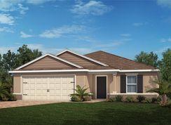 Plan 2333 - Meadows at Scott Lake Creek: Lakeland, Florida - KB Home