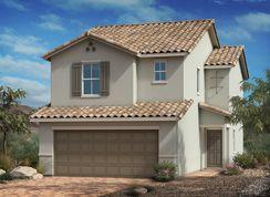 Plan 1455 - Whistling Sands: Las Vegas, Nevada - KB Home