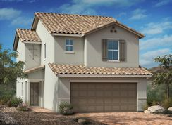 Plan 1455 - Echo Park: Las Vegas, Nevada - KB Home