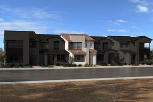 Plan 1748 Interior Unit - Ascent at Summerlin: Las Vegas, Nevada - KB Home