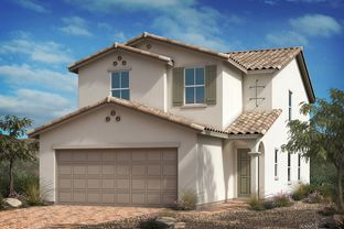Plan 2124 - Casa Bella: Las Vegas, Nevada - KB Home