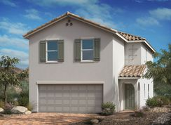 Plan 1768 - Bremerton: Las Vegas, Nevada - KB Home
