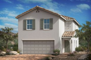 Plan 1768 - Adobe Ranch: Las Vegas, Nevada - KB Home